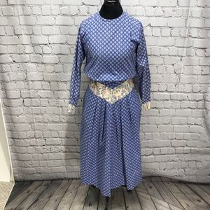 Vintage cottage core dress